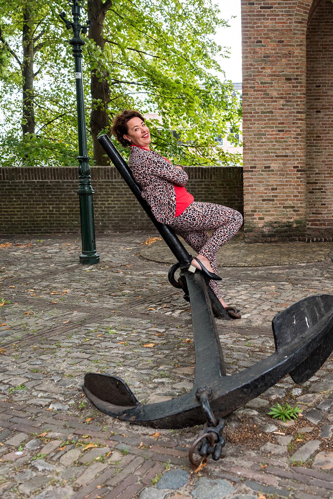 Ingrid van Westen - Winstex
